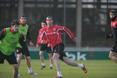 Entrenamiento del Athletic (27-01-2011)