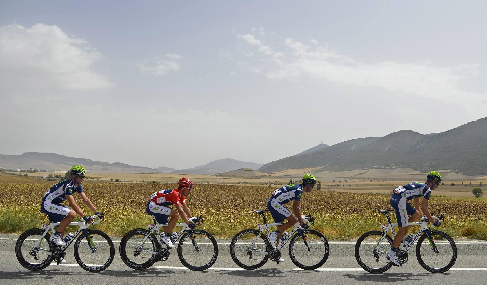 Degenkolb gana segunda etapa de la Vuelta a España, Castroviejo sigue líder