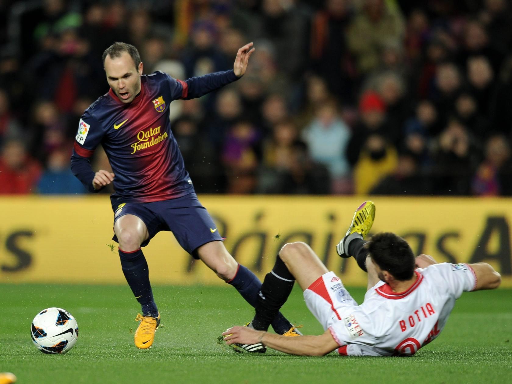 Barcelona-Sevilla (Liga)