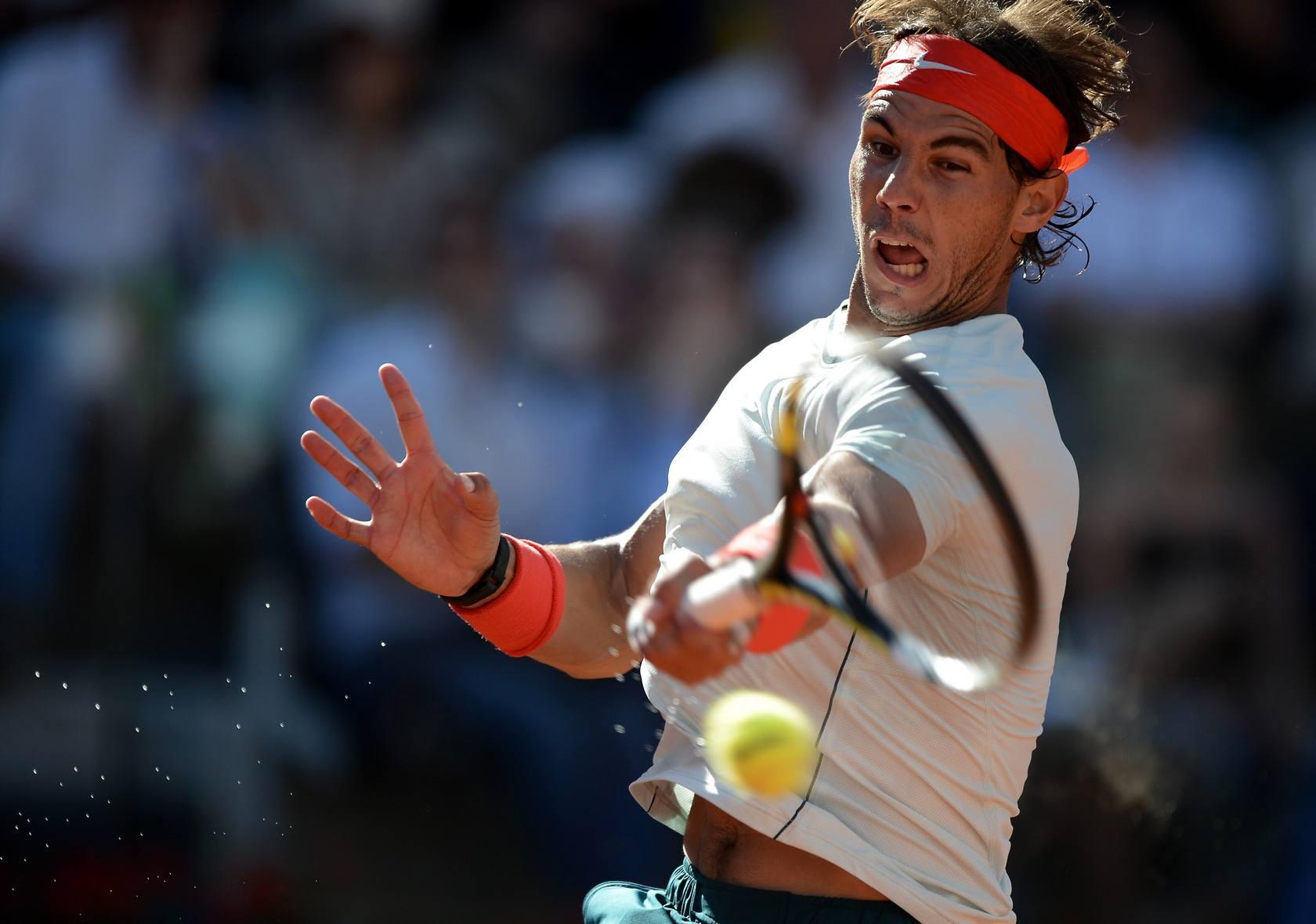 Nadal-Federer, en la final de Roma