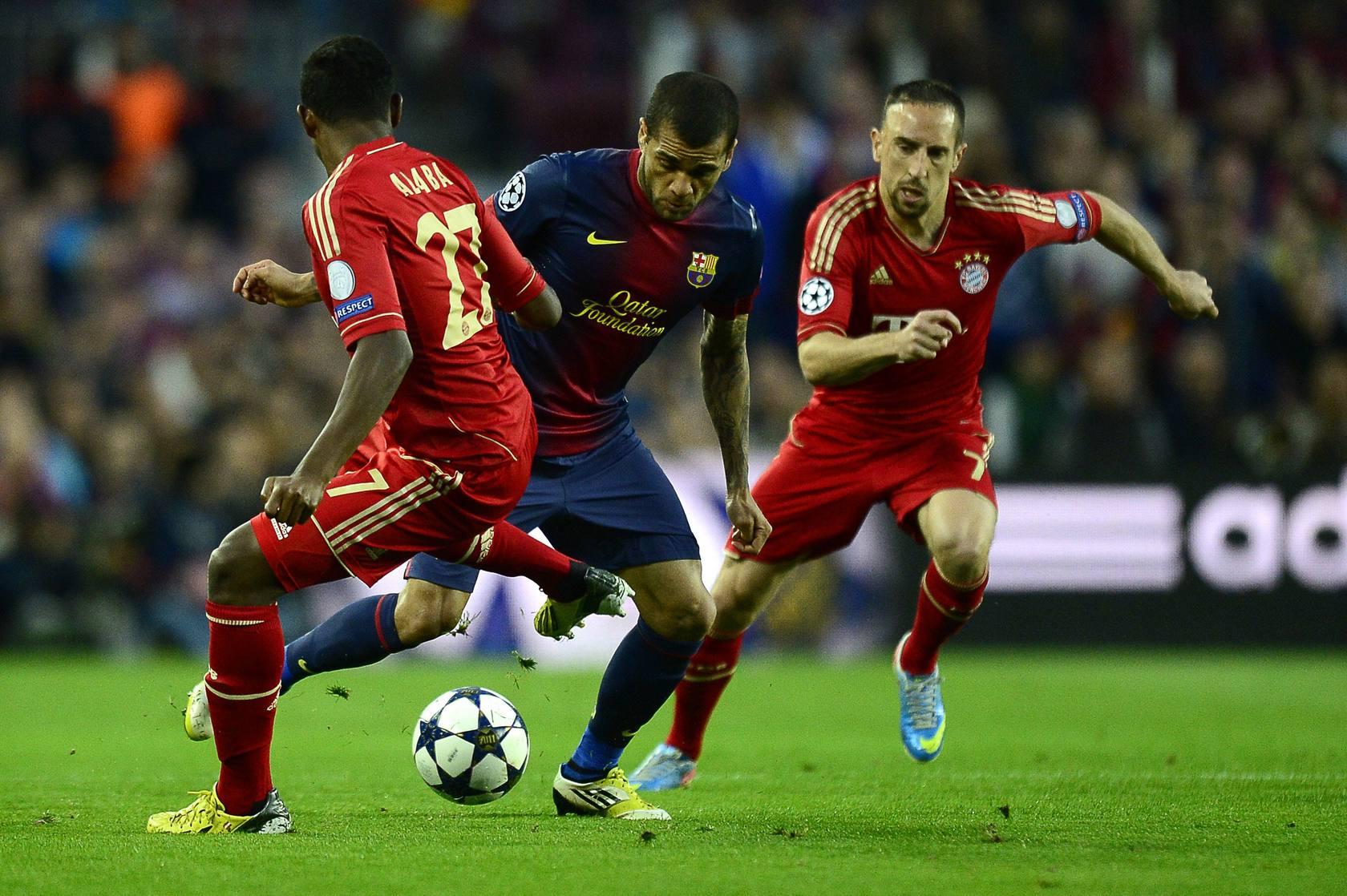 Barcelona-Bayern (vuelta de semifinales de la Liga de Campeones)