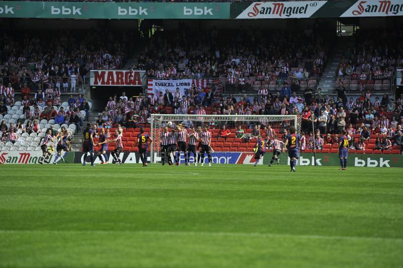 Fotos del partido de la Superliga Athletic - Barcelona