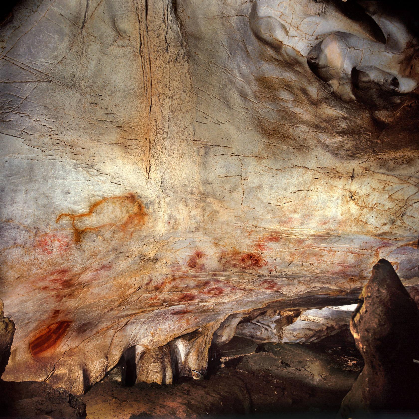El arte rupestre español es más antiguo de lo que se pensaba