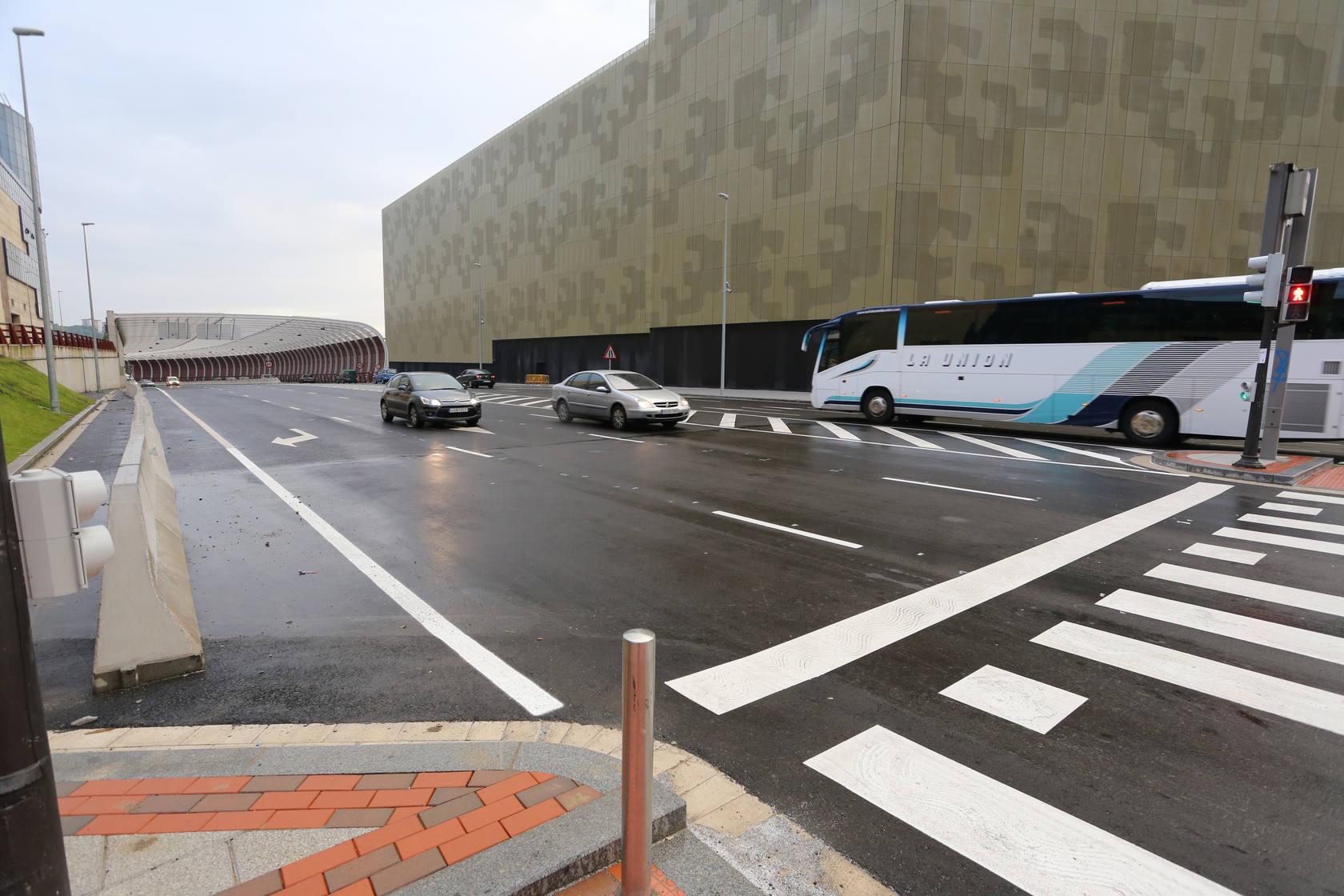 Primera prueba de fuego de los accesos a Bilbao
