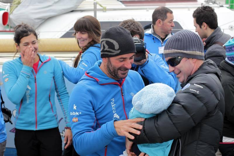 Fotos del regreso del Pakea Bizkaia a Getxo