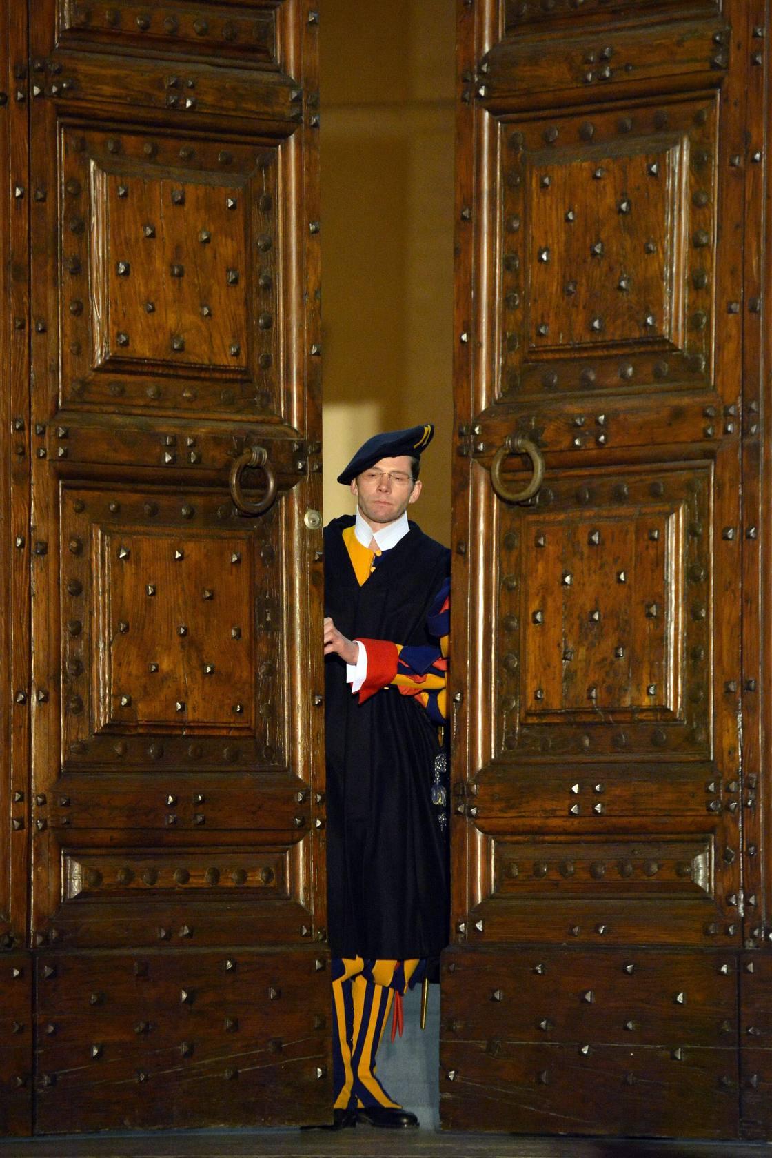 Los católicos despiden al Papa