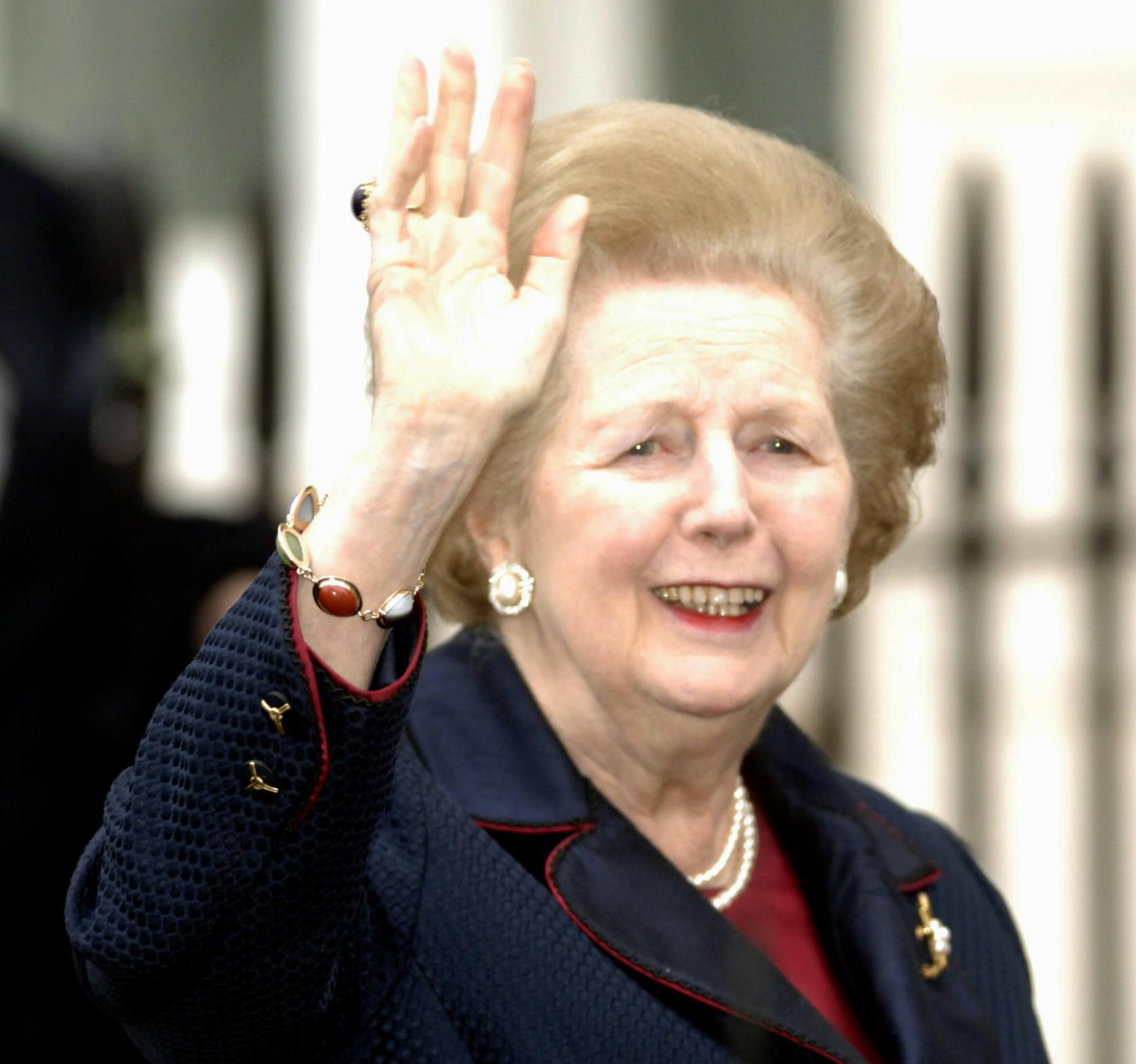 Muere Margaret Thatcher a los 87 años