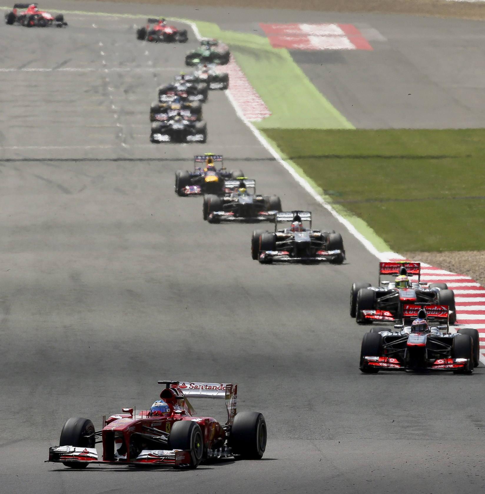 Gran Premio de Fórmula Uno de Silverstone