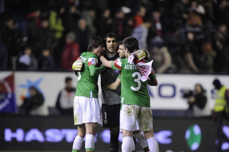Las fotos de: Osasuna-Athletic