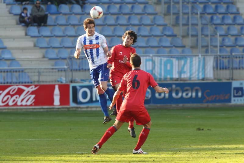 Fotos de: Alavés - Osasuna B