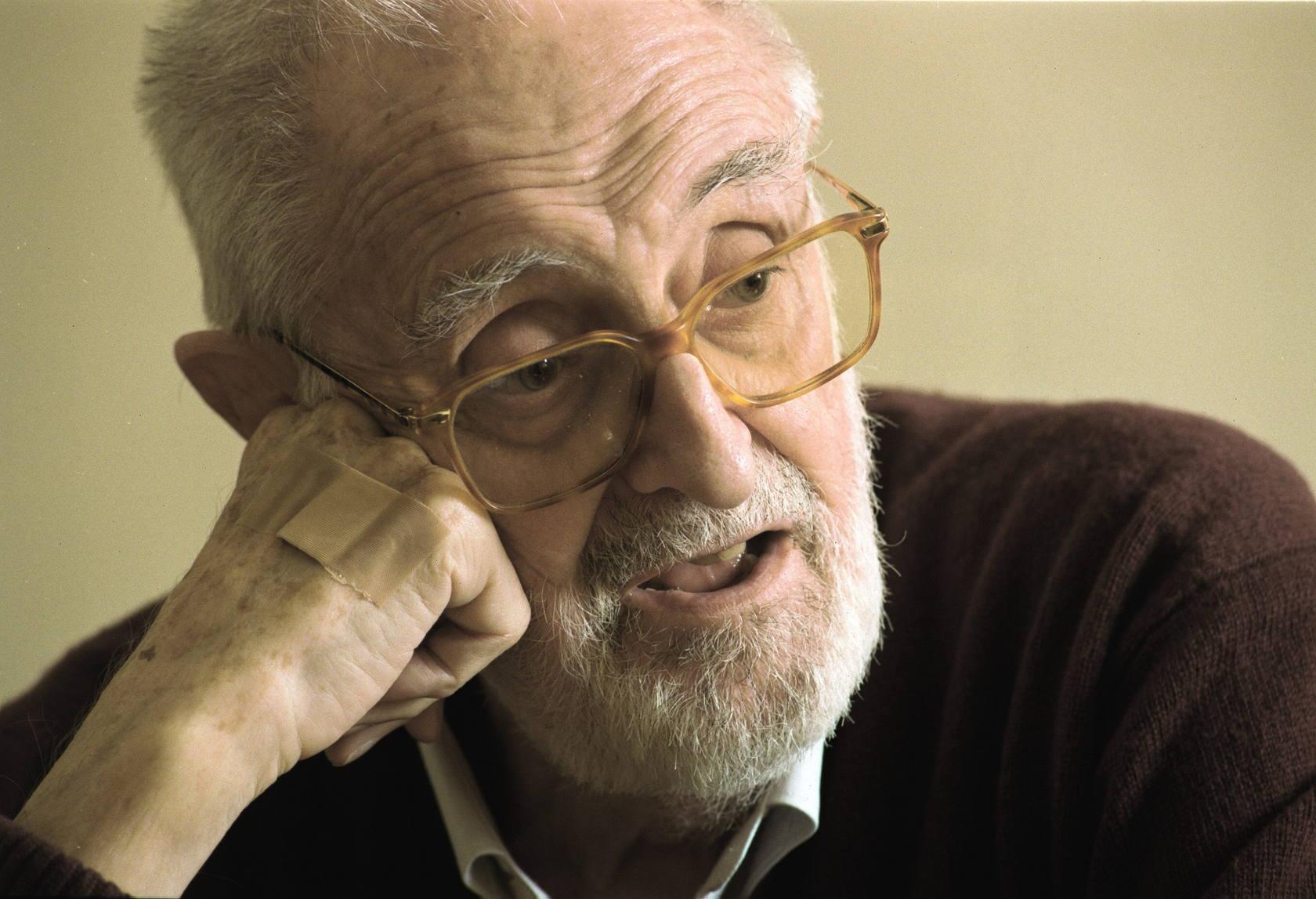 Adiós al escritor José Luis Sampedro