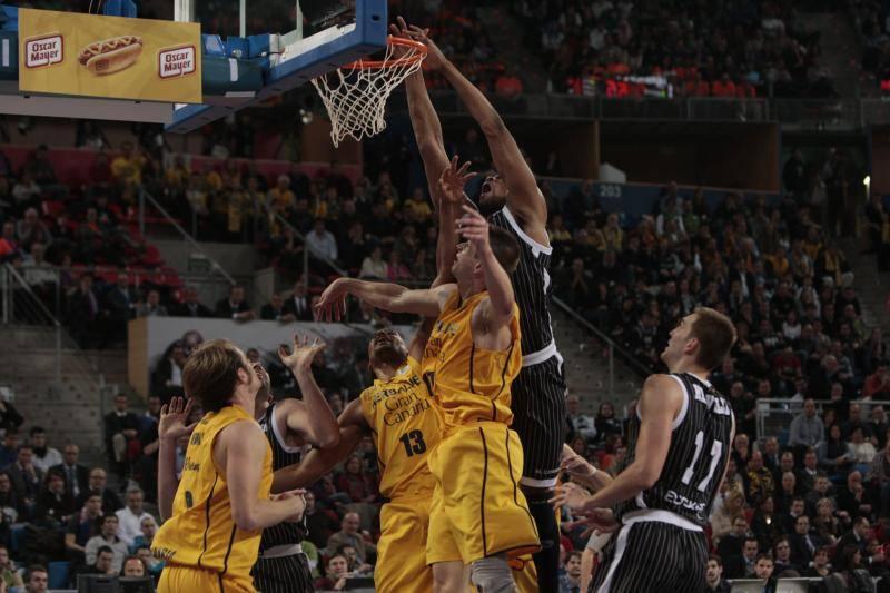 Gran Canaria - Uxue Bilbao Basket, cuartos de la Copa del Rey
