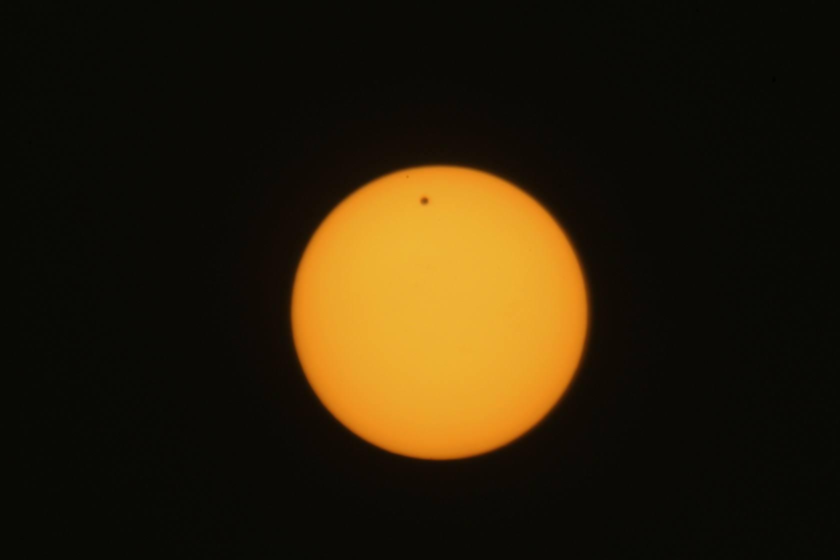 El tránsito de Venus