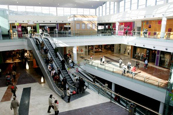 Direcciones a Centro Comercial Ballonti (Portugalete) en transporte público
