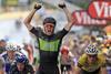 Boasson Hagen se impone al sprint y Hushovd se mantiene líder