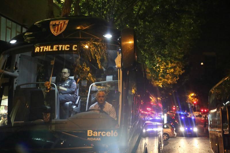 Fotos del Rayo Vallecano - Athletic