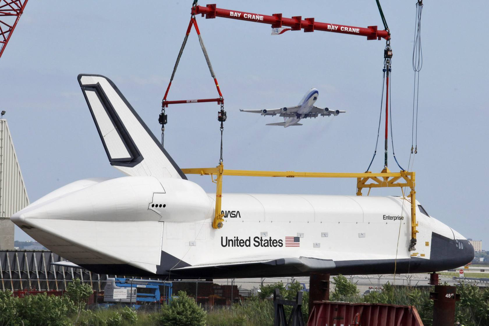 """El último viaje del """"Enterprise"""""""