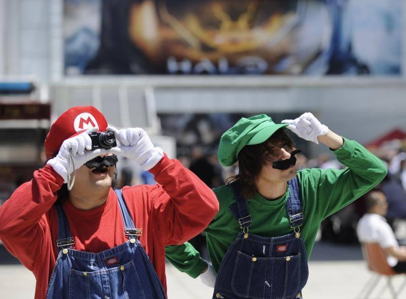 E3: el cónclave mundial del ocio electrónico