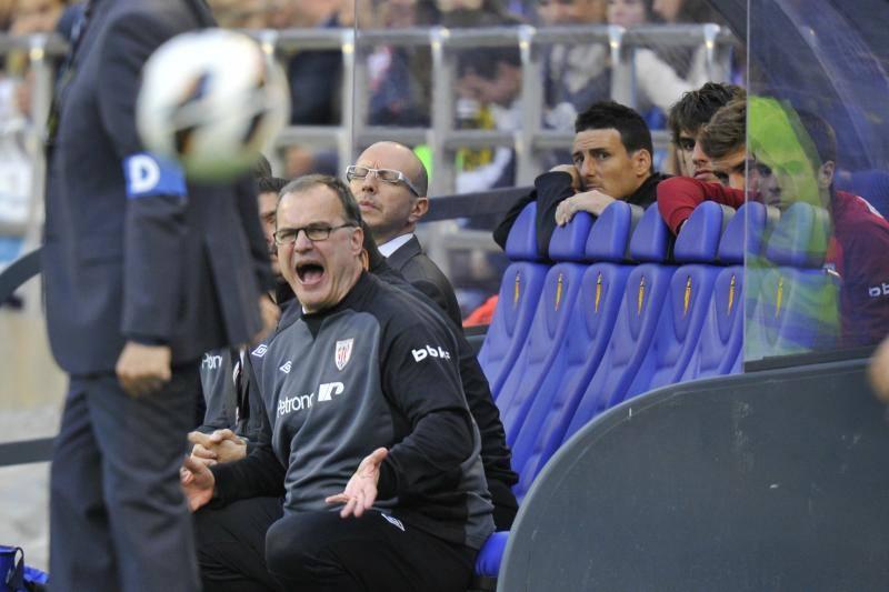Fotos del partido Zaragoza-Athletic