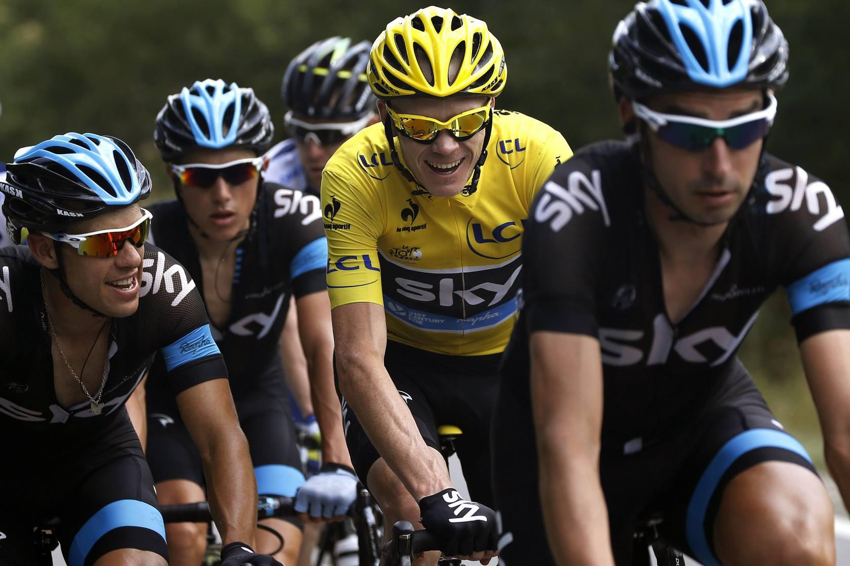 Rui Costa gana la 16ª etapa del Tour, Froome sigue líder