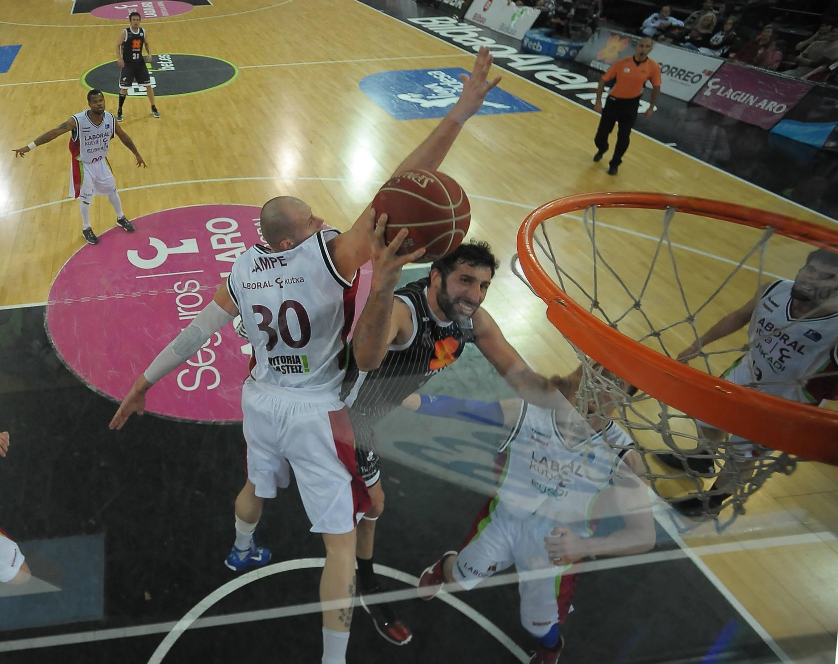 Bilbao Basket - Baskonia. Galería de Imágenes