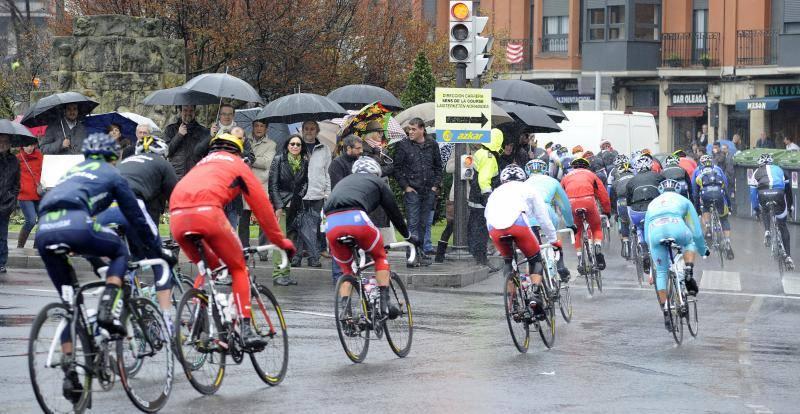 Fotos de la Vuelta al País Vasco 2013 a su paso por Bilbao